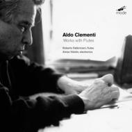 Works With Flutes: Fabbriciani(Fl)Vidolin(Electronics)