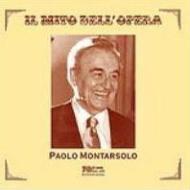 パオロ・モンタルソロ オペラ・アリア・ライヴ集