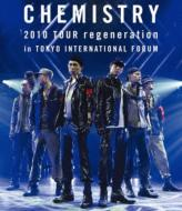 CHEMISTRY 2010 TOUR regeneration in TOKYO INTERNATIONAL FORUM