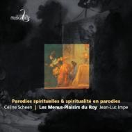 Parodies Spirituelles & Spiritualite En Parodies: Impe / Les Menus Plaisirs