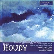 Works For Harp & Orch: Perrin(Hp)Bretagne O Quatuor Parisii