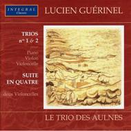Piano Trio, 1, 2, : Le Trio Des Aulnes