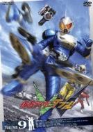 仮面ライダーW(ダブル)Vol.9