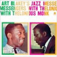 Art Blakeys Jazz Messengers With Thelonious Monk (アナログレコード/waxtime)