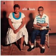 Ella & Louis (180グラム重量盤レコード/waxtime)