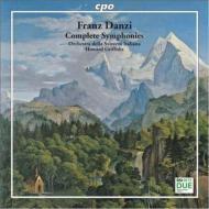 交響曲全集 グリフィス&スイス・イタリア語放送管弦楽団(2CD)