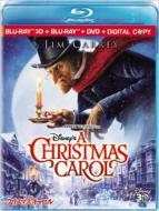 Disney`s A Christmas Carol 3d Super Set