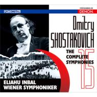 交響曲全集 インバル&ウィーン交響楽団(11CD)