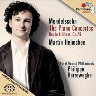 ピアノ協奏曲第1番、第2番、ほか ヘルムヘン(P)、ヘレヴェッヘ&ロイヤル・フランダース・フィル