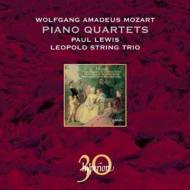 ピアノ四重奏曲第1番、第2番 ポール・ルイス、レオポルド弦楽三重奏団(特別価格限定盤)