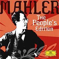 ザ・ピープルズ・エディション〜ファンによるファンのためのマーラー交響曲全集(13CD)