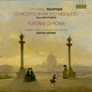 ミクソリディア旋法のピアノ協奏曲、ローマの噴水 ムストネン、オラモ&フィンランド放送響