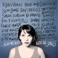 Featuring Norah Jones (2枚組アナログレコード/Blue Note/コラボ・コンピレーション・アルバム)