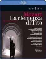 『皇帝ティートの慈悲』全曲 ヘルマン夫妻演出、カンブルラン&パリ・オペラ座、プレガルディエン、グラハム、他(2005 ステレオ)