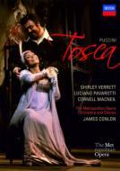 『トスカ』全曲 ゴッビ演出、コンロン&メトロポリタン歌劇場、ヴァーレット、パヴァロッティ、他(1978 ステレオ)