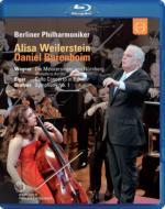 ヨーロッパ・コンサート2010(ブラームス:交響曲第1番、エルガー:チェロ協奏曲、他) バレンボイム&ベルリン・フィル、ワイラースタイン
