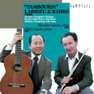 Tambourin: Larrieu(Fl)鈴木一郎(G)