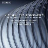 交響曲全集、序曲『ヘリオス』、夢の古譚、パンとシュリンクス オスモ・ヴァンスカ&BBCスコティッシュ響、ラハティ響(3CD)