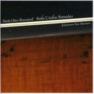 Solo Violin Sonata: J.s.hansen