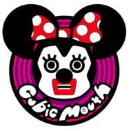 キュービックマウス ラバーコースター (ミニー)