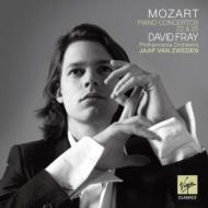 ピアノ協奏曲第22番、第25番 フレイ、ズヴェーデン&フィルハーモニア管弦楽団