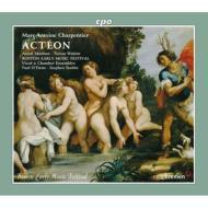 『アクテオン』、『冥界へ下るオルフェ』、『賢者の石』 オデット&スタッブズ指揮、ボストン・アーリー・ミュージック・フェスティヴァル管弦楽団