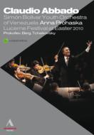 チャイコフスキー:交響曲第6番『悲愴』、プロコフィエフ:スキタイ組曲、ベルク:『ルル』組曲、他 アバド&シモン・ボリバル・ユース・オーケストラ