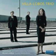 ヴィラ=ロボス:ピアノ三重奏曲第1番、ピアソラ:ブエノス・アイレスの四季(トリオ版)、他 ヴィラ=ロボス・トリオ