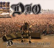 Dio At Donington Uk 1983 & 1987