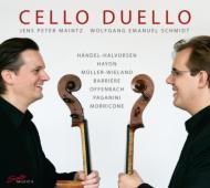 Cello Duello: J.p.maintz W.e.schmidt(Vc)