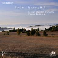 交響曲第2番 ダウスゴー&スウェーデン室内管弦楽団