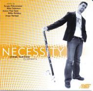 Jorge Variego Necessity-new Music For Clarinets