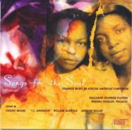 Songs For The Soul-music By African-american Compsoers: Mallarme Chamber Players