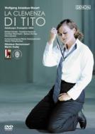 『皇帝ティートの慈悲』全曲 クシェイ演出、アーノンクール&ウィーン・フィル、カサロヴァ、ボニー、他(2003 ステレオ)(2DVD)