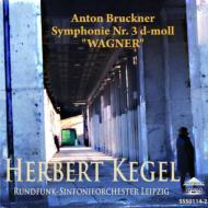 交響曲第3番『ワーグナー』 ケーゲル&ライプツィヒ放送交響楽団(1978ライヴ)