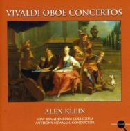 Oboe Concertos: A.klein(Ob)A.newman / New Brandenburg Collegium