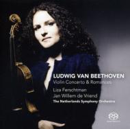 Violin Concerto: Ferschtman(Vn)Vriend / Het Oosten O +romances
