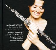 Oboe Concertos: Oostenrijk(Ob)Vriend / Netherlands So Baroque Academy