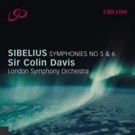 交響曲第5番、第6番 C.デイヴィス&ロンドン交響楽団(2002、2003)