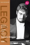ブラームス:ピアノ協奏曲第2番(1978)、ショパン、リスト(1974) オールソン、ロッホラン&BBC響