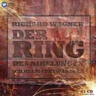 『ニーベルングの指環』全曲 フルトヴェングラー&RAIローマ交響楽団(1953)(14CD)