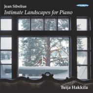 ピアノのための内的風景〜シベリウス:ピアノ作品集 ハッキラ