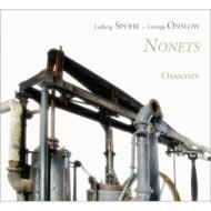 Nonets: Osmosis +onslow: Nonets