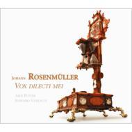 Vox Dilecti Mei-solo Motets & Sonatas: Chelycus Ensemble A.potter(Ct)