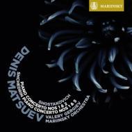ショスタコーヴィチ:ピアノ協奏曲第1番、第2番、シチェドリン:ピアノ協奏曲第5番 マツーエフ、ゲルギエフ&マリインスキー劇場管