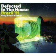 Defected In The House -Brazil '11