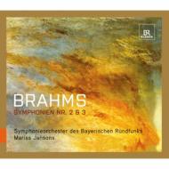 交響曲第2番、第3番 ヤンソンス&バイエルン放送交響楽団(2006、2010)