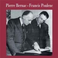 Melodies-poulenc, Ravel, Chabrier, Debussy, Satie: Bernac(Br)Poulenc(P)