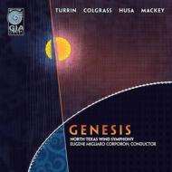 Genesis: Corporon / North Texas Wind Symphony