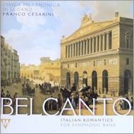 Bel Canto-italian Romantics For Symphonic: Civica Filarmonica Di Lugano
